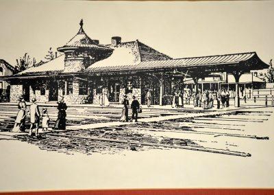 Historic-Kirkwood-Train-Station-OLDtrain-station-line-drawing